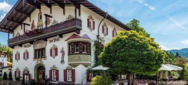 Hotel Gasthof Zur Post Burghausen
