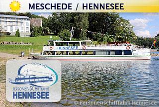 Personenschifffahrt Hennesee